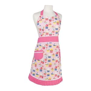 Now Designs Betty cupcakes apron